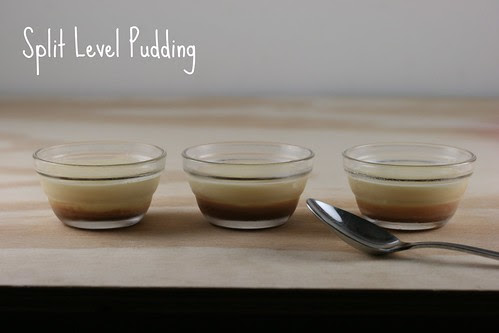 Split Level Pudding - Dorie Greenspan