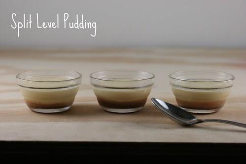 Split Level Pudding - Dorie Greenspan