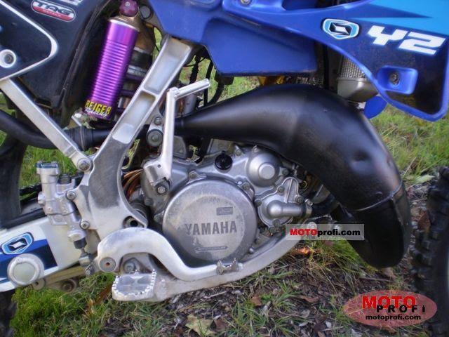 2004 Yamaha YZ 125 - Moto.ZombDrive.COM