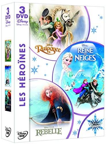 Regarder film en ligne coffret 3 dvd les h ro nes la - Regarder la reine des neiges streaming ...
