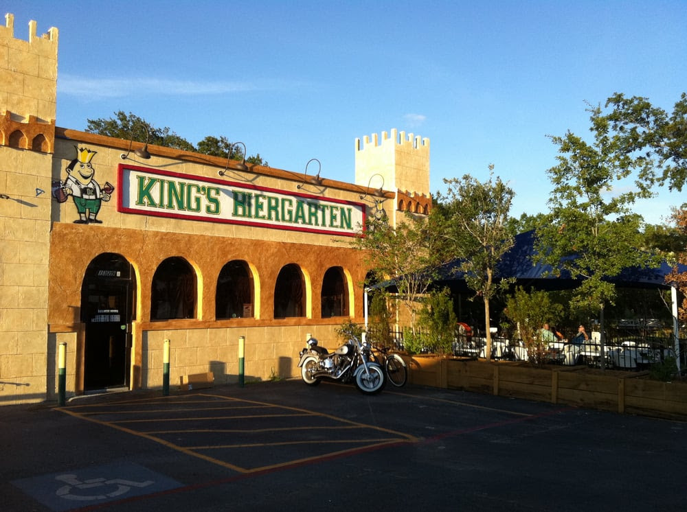 King's Biergarten & Restaurant - 261 Photos - German ...