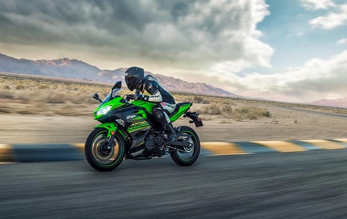 India nampaknya beruntung lebih dulu alasannya yakni sanggup menjajal motor keluaran Kawasaki Ninja 400 Cc Sudah Resmi Diluncurkan, Kapan Diboyong ke Indonesia?