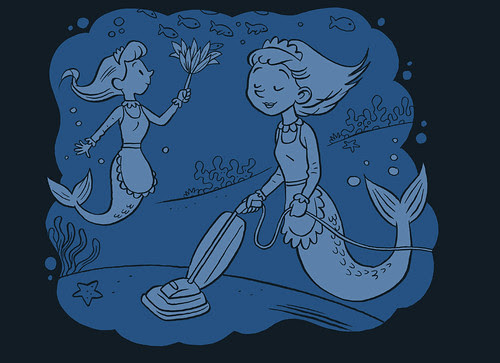 mermaids by Ape Lad