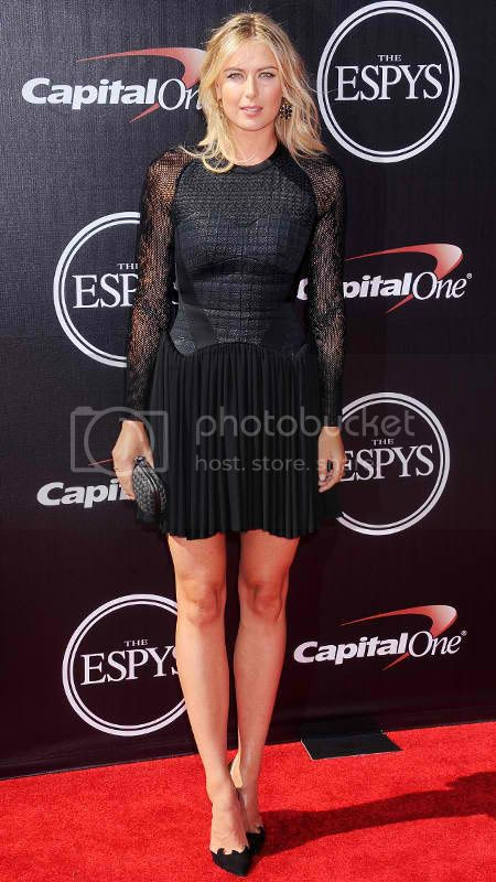 2014 ESPY Awards Red Carpet and Winners photo 2014-espy-maria-sharapova_zps77be079d.jpg