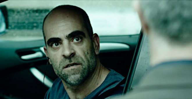 Luis Tosar, en 'El desconocido'