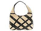 Donald J Pliner Handbags - Odyssey Large Top Zip Hobo (Natural/Tan) - Handbags