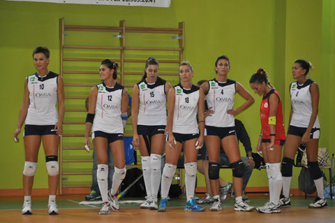 OMIA VOLLEY IN CAMPO
