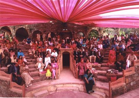 Neemrana Fort Wedding   Wedding Ideas