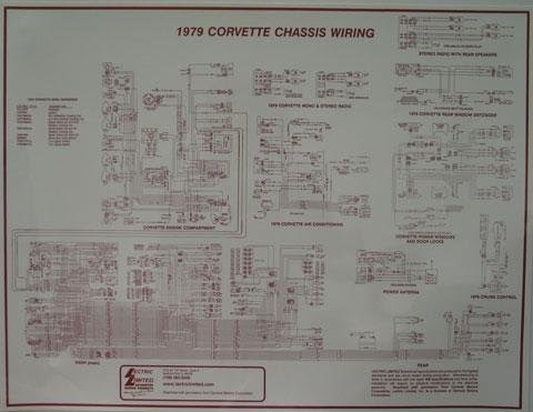 1979 corvette wiring diagram. Black Bedroom Furniture Sets. Home Design Ideas