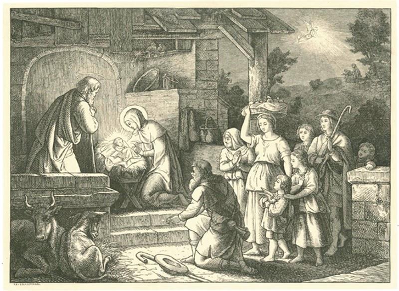 Jesu Geburt Geschichte