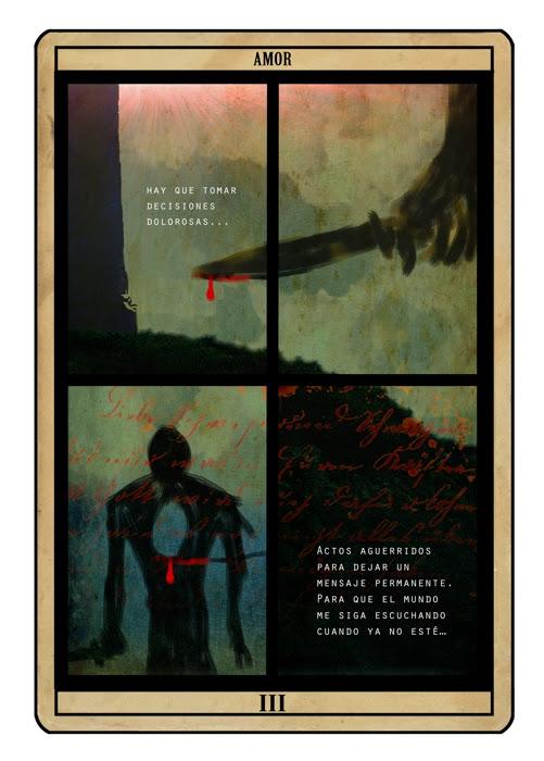 Página interior de LA LUZ de Antonio Seijas | Edicions de Ponent