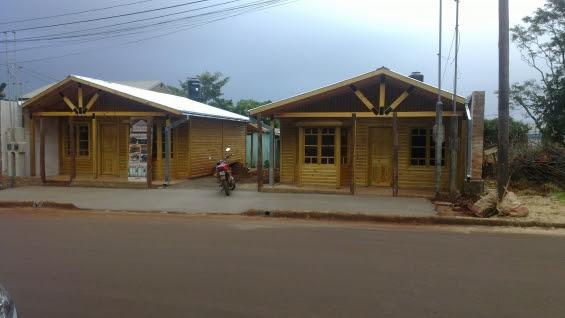 Casas de madera prefabricadas fabrica de casa en madera - Fabricantes de casas de madera ...