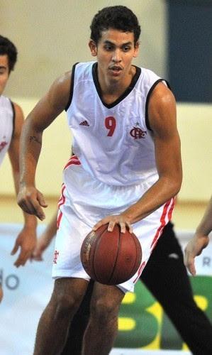 chupeta ldb flamengo x paulistano basquete (Foto: João Pires/LNB)