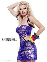 21d4d9d6aef Prom Dresses by french novelty  Sherri Hill dresses for 2012