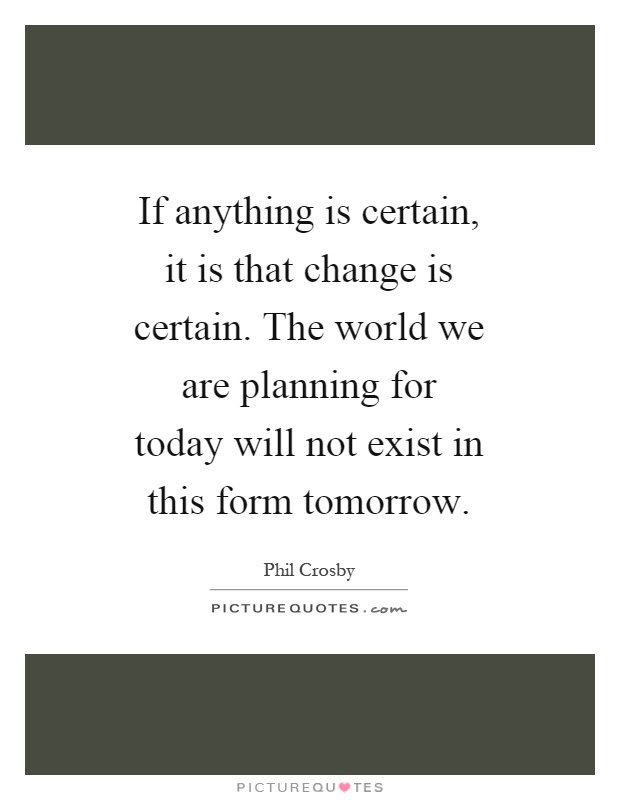 Change Plans Quotes Sayings Change Plans Picture Quotes