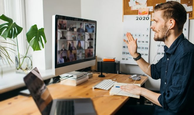 Отключение вебкамеры поможет избежать «zoom-истощения»