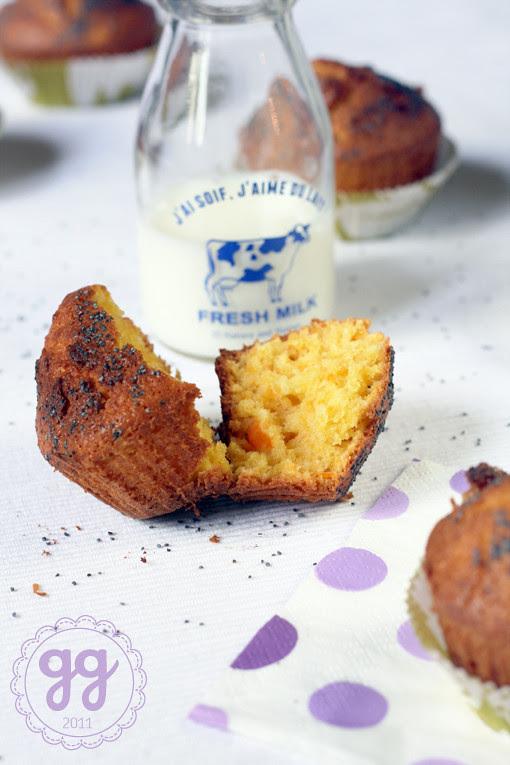 muffin carote e cocco 2