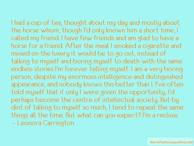 Nobody Knows Me Better Than Myself Quotes Top 1 Quotes About Nobody