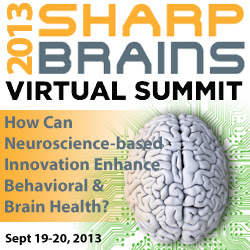 2013 SharpBrains Summit