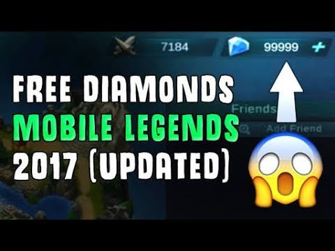 Mobile Legends Hack Free Diamonds Ios Amp Android 2017