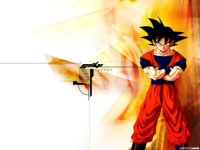 wallpaper goku. Goku wallpaper