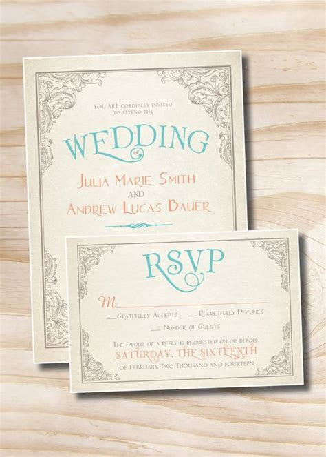 "What Does ""M"" Stand for on Wedding RSVP?   Top Wedding"