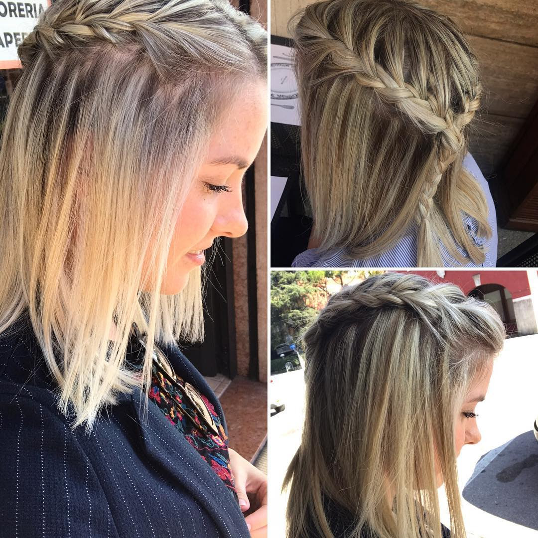 10 Braided Hairstyle Ideas For Balayage Ombr Hair Long Hairstyles