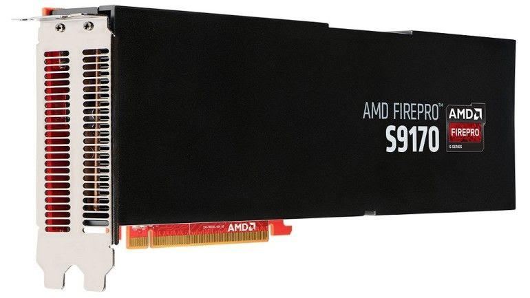 AMD presenta la FirePro S9170 con 32 GB de GDDR5