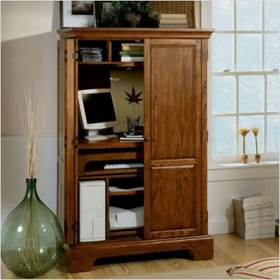 Cheap Amp Discount Computer Armoire Furniture Riverside