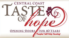 """2012 Santa Barbara Culinary Event Top Pick"" - Taste Of Hope"