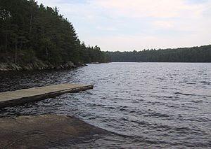 Silent Lake, Ontario, Canada