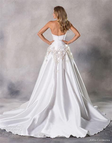 Anna Georgina 2019 Couture Wedding Dresses ? ?Pandora