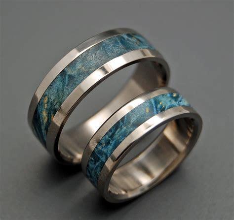 Minter   Richter   Titanium Rings   Unique Wedding Rings