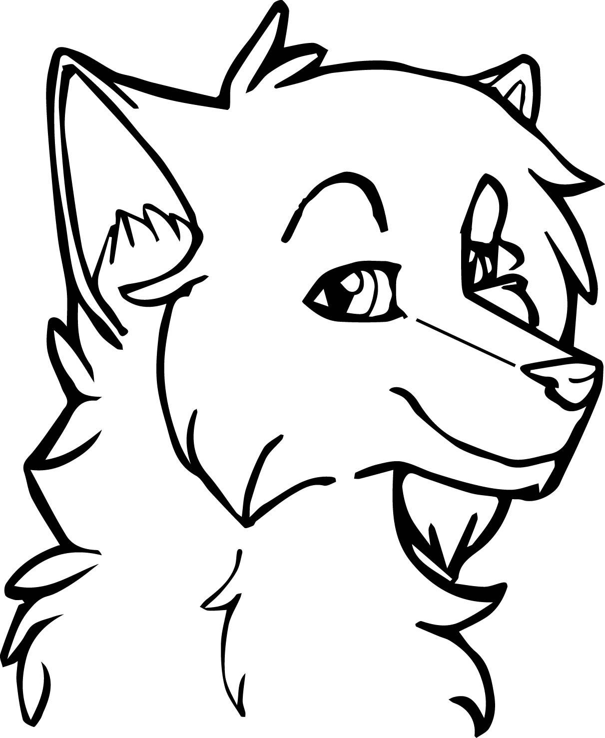 Tribal Wolf Coloring Pages at GetColorings.com | Free ...