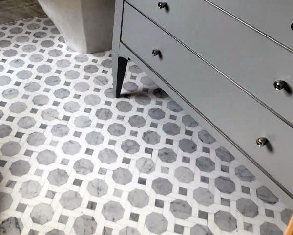 Top 60 Best Bathroom Floor Design Ideas - Luxury Tile ...