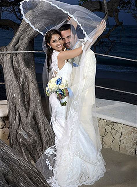 Manny Perez Marries Yumilka Valerio