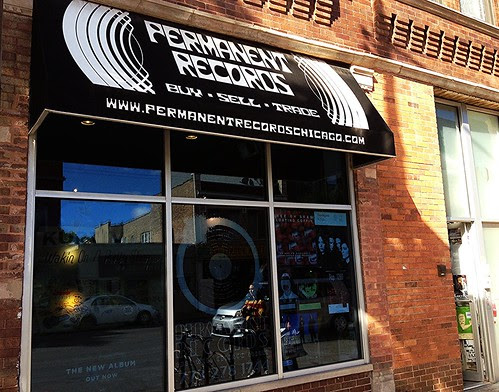 Record Store Visit: Permanent Records - Chicago, IL - 09/16/13 by Tim PopKid