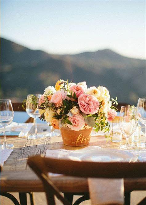1000  ideas about Flower Pot Centerpiece on Pinterest