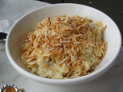 cous cous porridge