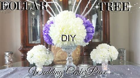 dollar tree wedding centerpiece ideas   Wedding Decor Ideas