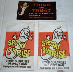 Spooky Surprise packages