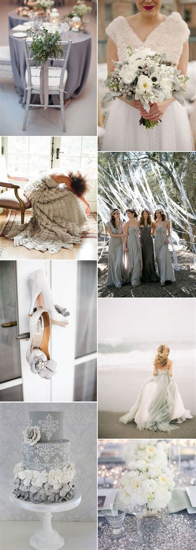 1000  ideas about Grey Wedding Decor on Pinterest   Grey