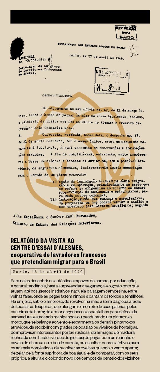Documentos burucráticos (Foto: Reprodução/Arte Época)