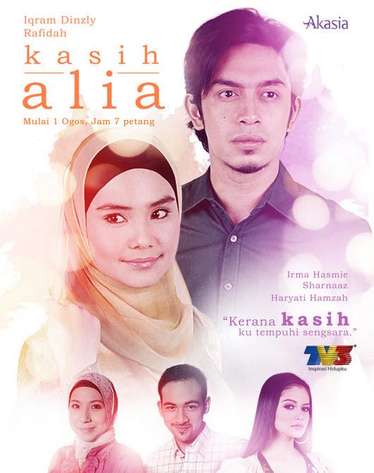 Poster Kasih Alia