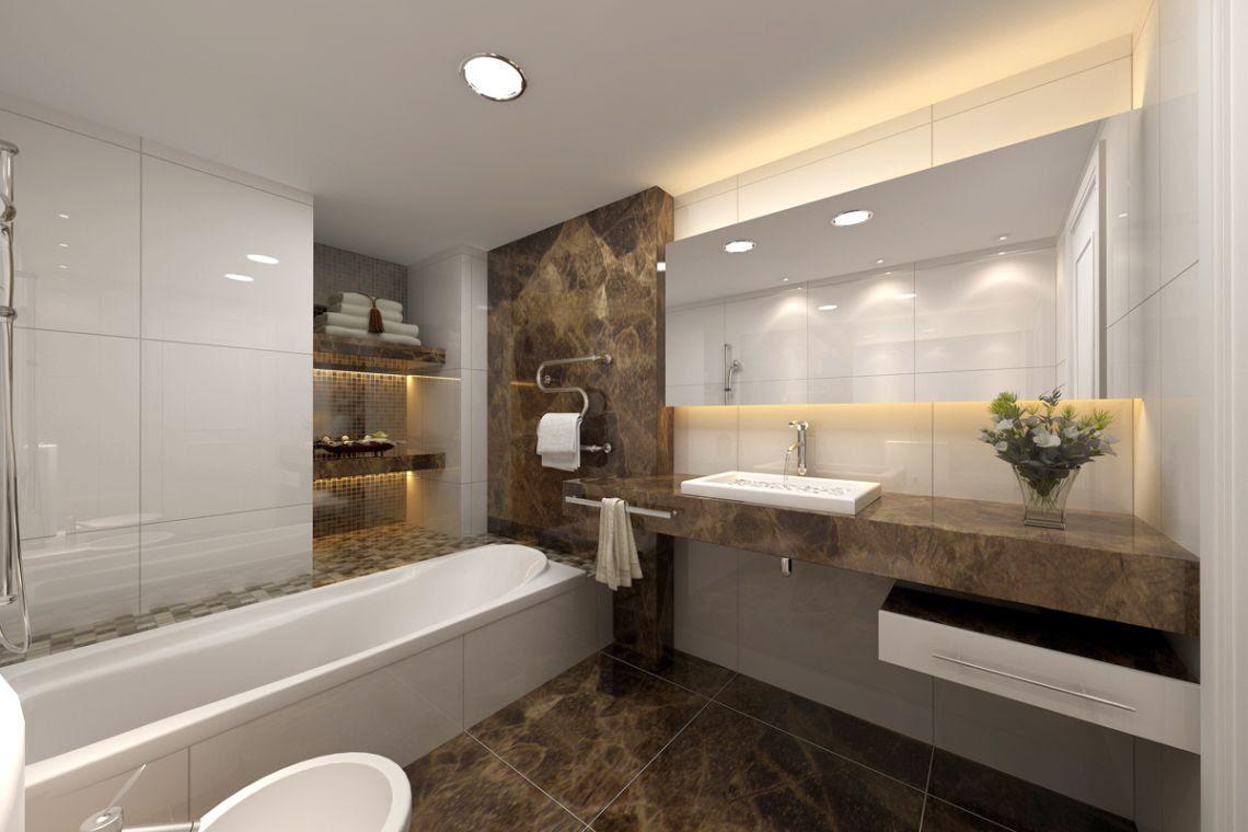 Bathroom Remodel Ideas in Nature Ideas - Amaza Design