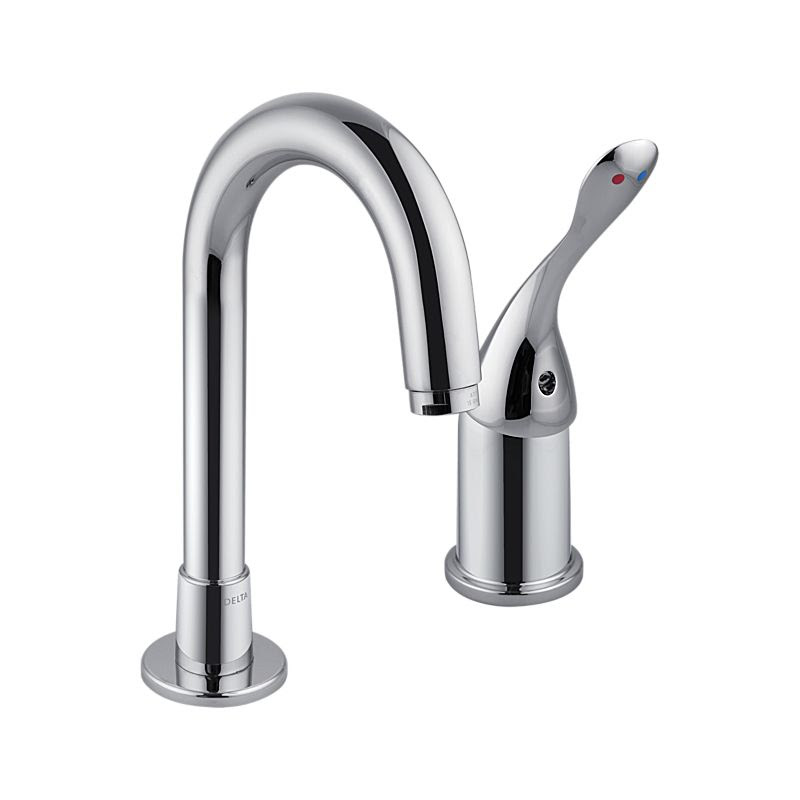 710lf Hdf Delta Single Handle Bar Prep Faucet Kitchen Products