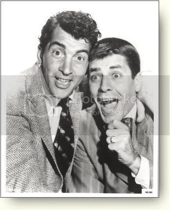 Jerry Lewis and Dean Martin Pictures, Images and Photos