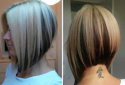 11. Inverted Bob Hairstyle   Haircuts