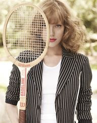 tennis + fashion