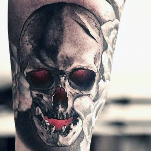 20 Best Skull Tattoos All You Want To Know